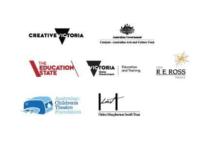 Arts & Education logo block