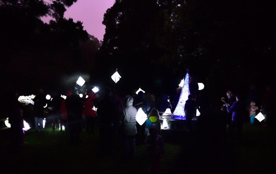 Otway Glow Show