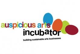 Auspicious Arts Incubator News Tile