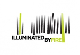 Illuminated by Fire logo