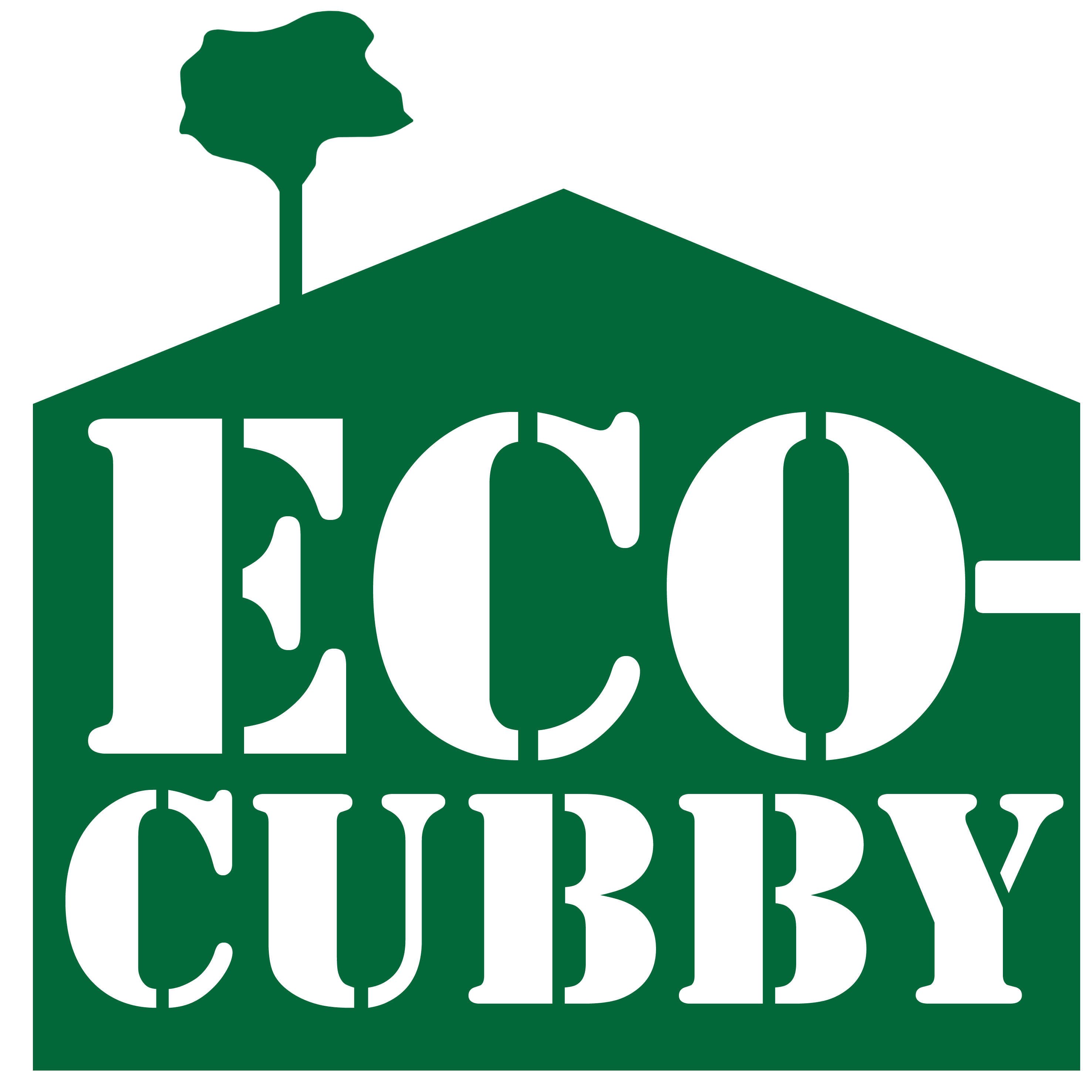 Eco-Cubby logo