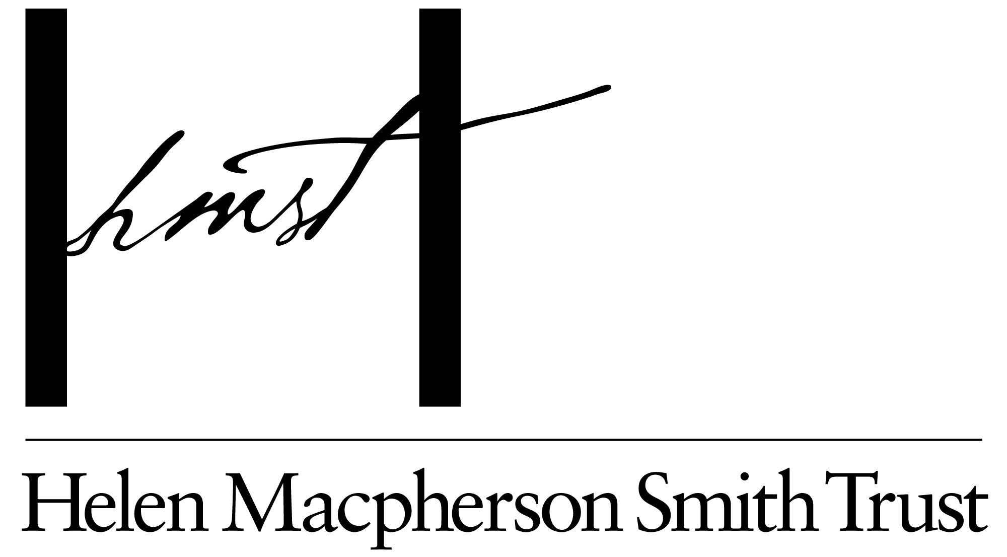 Helen Mcpherson Smith Trust Logo