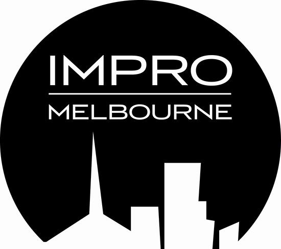 Impro Melbourne logo
