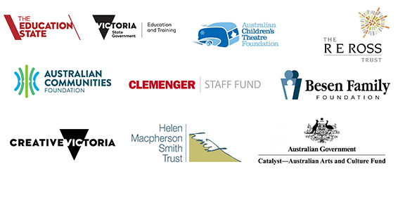 Arts and Education 2017 supporters