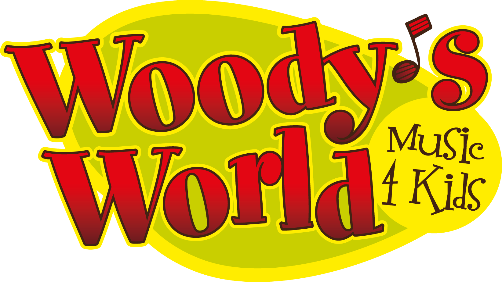 Woody's World Logo 2019