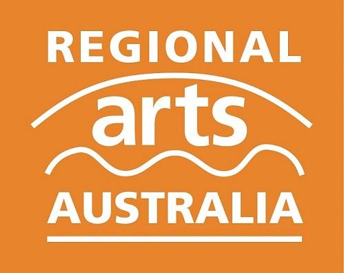 RAA Regional Arts Australia logo