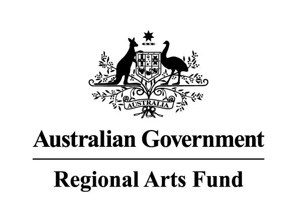 Regional Arts Fund Logo Stacked