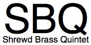 Shrewd Brass Quintet Logo